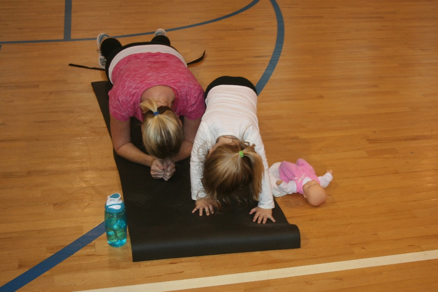 Mommy And Me Time Workouts