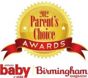 "alt="" 2012 Parent's Choice Award For mommy And Me"