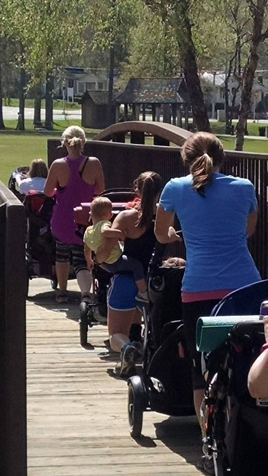 "alt=""Mommy And Me Time Stroller Bootcamp"""