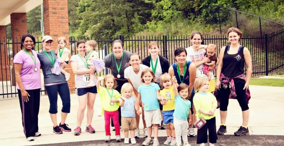 Women's Health Birmingham 5K 2013