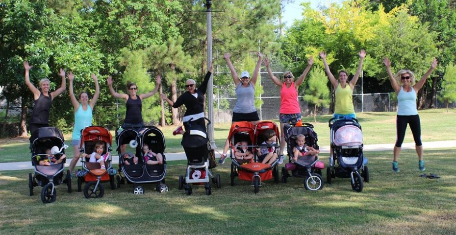 Mommy And Me Time Stroller Bootcamp