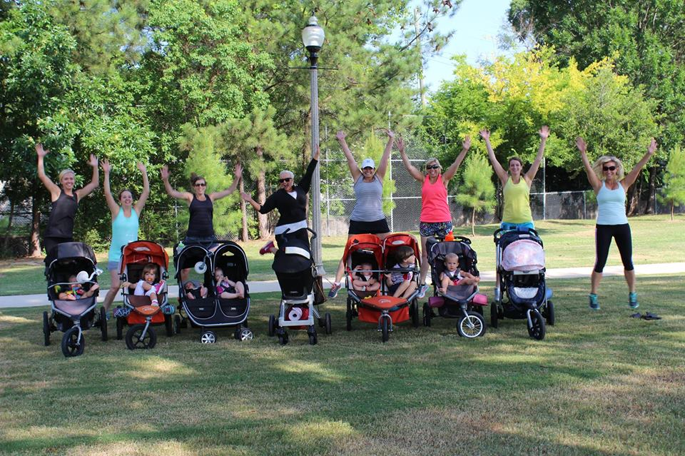 Alt= Mommy And Me Time Stroller Bootcamp